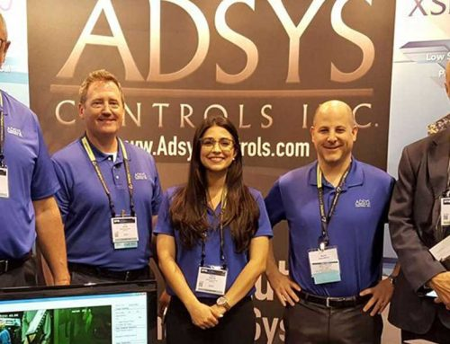 Adsys Controls at the 2017 AUVSI North America